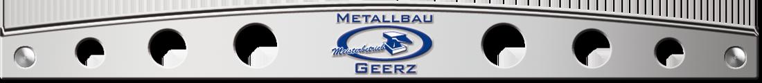 Metallbau Geerz