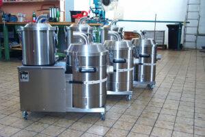 Transportable Kohlefilteranlagen für die Pharmaindustrie